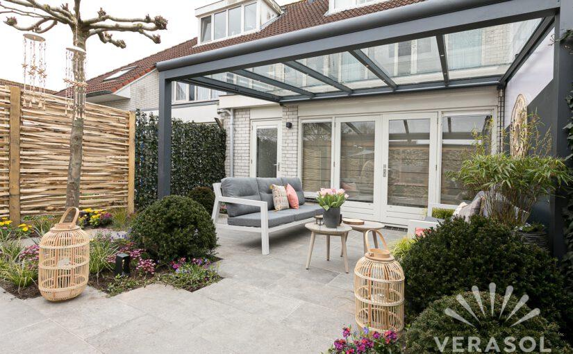 Hoe monteer je een Verasol veranda?